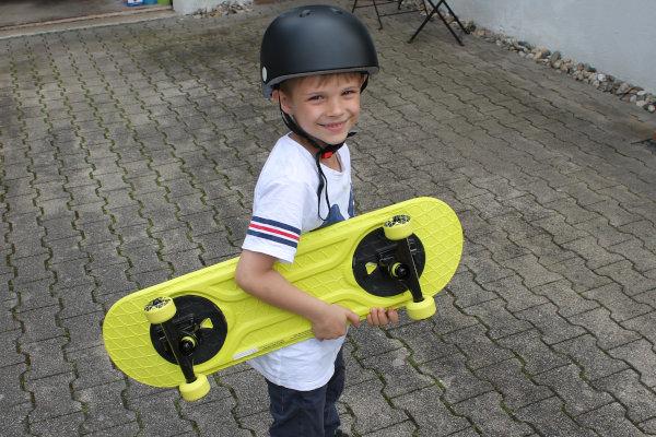 MorfBoard Skateboard