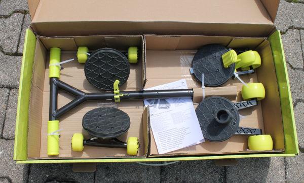 MorfBoard Verpackung